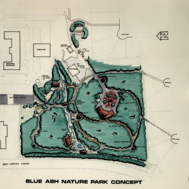Nature Park site plan