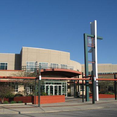 community center entry