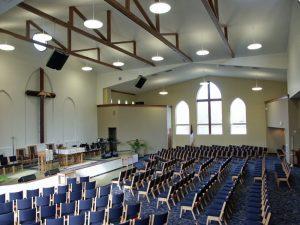Multipurpose Worship Space