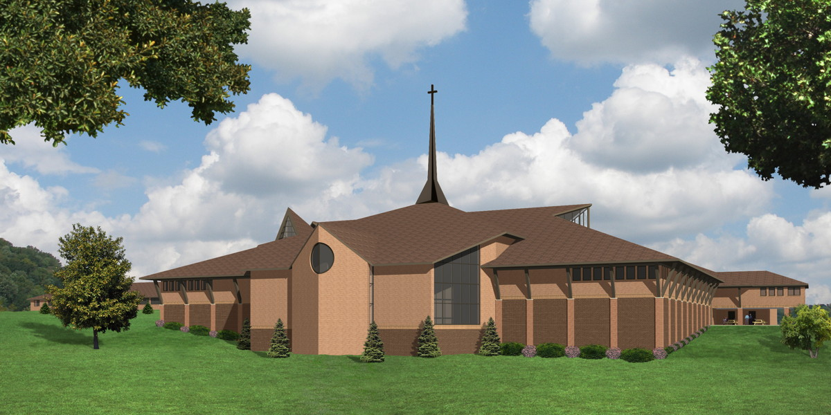 Phase 2 Sanctuary rendering