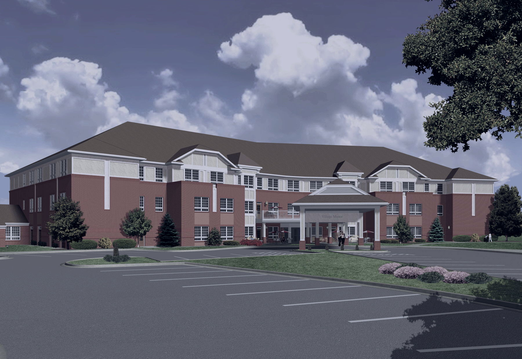 Flexible continuum of senior care options under one roof at Village Manor