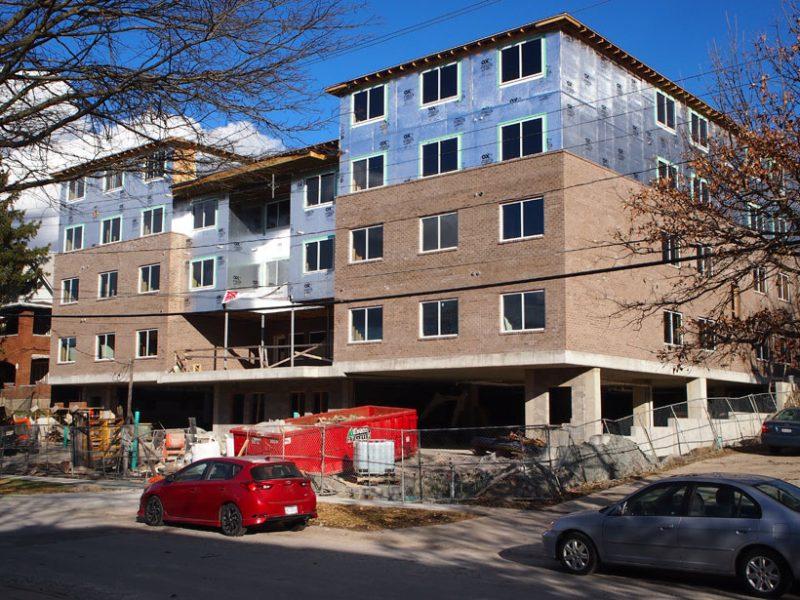 """Higher"" Education (A Stratford Avenue Update 2)"