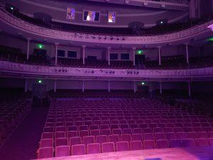 Cincinnati Music Hall Springer Auditorium