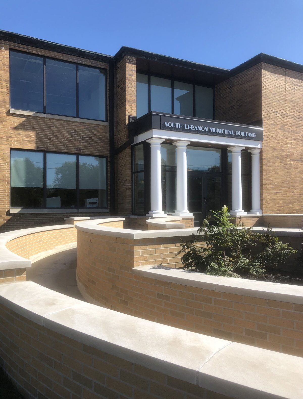 Dedication of a New Municipal Building